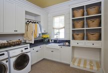 Great Laundry Rooms!