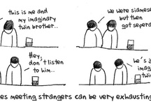 Web Comics - Awkwardness, Fun and Despair / Webcomics by me and others .. www.awkwardme.com