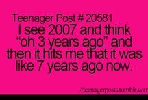 teenager life