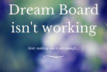 Dream Board Ideas