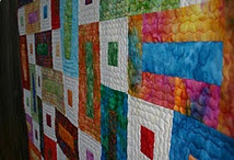 Quilts I have Made / These are all quilts I have made.  Some are made with patterns I bought, some are designed by me.  All of them are quilted on my 2004 non-stitch regulated Gammill, Roscoe.   / by Orchid Owl Quilts