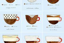 Coffee / by Lilla Cséfalvay