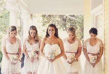 Wedding Ideas / 10 pins per day please! happy pinning! / by Debbie Blink