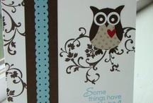 Cards & Paper Crafts SU / by Kristine Moosman