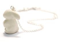 Bunny jewellery