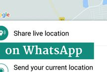How to Share Live Location on WhatsApp