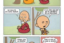 cómics zen