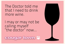 Wine Idioms / by Cougar Town