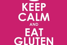 Celiac means Gluten Free Forever / I must always eat gluten free, I have Celiac disease,  an autoimmune disease.  / by Linda Williams