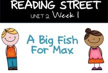 U2W1-A Big Fish For Max-Reading Street