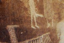 Petroglyphs / by Patti Saunders
