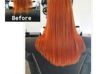 Hair Extensions Full Stop / Your one stop hair extension specialists!