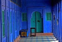 Colour - indigo lapis / the coloue