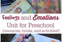 Preschool EQ / Emocionálna inteligencia