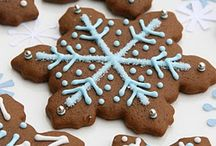 Christmas cookies / by Rachel Polta