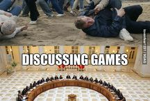 Gaming logic / Only gamers will understand