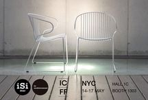 ICFF 2016, New York / iSi mar presents its new iSi mar 2016 collections at ICFF in New York, between the 14 and 17 of May. It is the second time iSi mar is showing at ICFF, one of the most prestigious trade shows in USA.