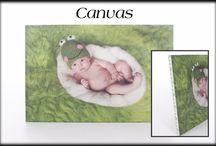 Canvas & Blockmount