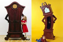 ◄◄Funny Furniture►► / collection of various funny, weird and unusual furniture and #homedecor items. / by Vista Stores