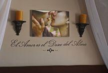 Bedroom Ideas for me / by Danielle Nuñez