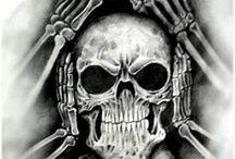 skulls ❤