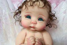 clay babies