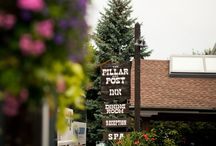 Pillar and Post Weddings / Featuring weddings made elegant by the vintage style of this unique hotel ~ from focusproduction.ca
