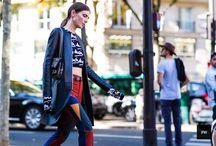 Ursina Gysi / street style inspiration
