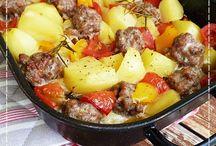 Recepty mleté maso