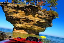 Michigan Bucketlist / by Jennifer McCarty