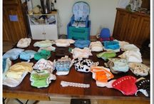 Cloth Diapers / by Jackie