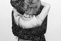 """""""Um abraço diz mais que mil palavras """""""