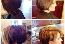 Hairstyles long and short