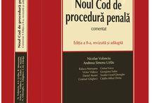 Carti drept procesual penal / Carti materia drept procesual penal - Editura juridica hamangiu.ro