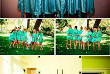 fun bridal ideas. / Different Ideas for the Bridal party