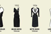 Oscar dresses. / Dresses.