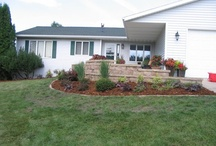 Landscapes by Viola Nursery & Greenhouse / Our landscape design and installation crew can create an outdoor environment that fits your needs. This is a small sample of what we do. / by Viola Nursery and Greenhouse