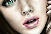 rostos