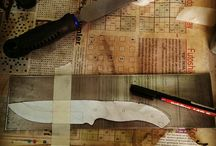 Campknife / Handmade