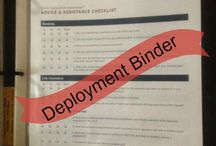 Military Planning (deployment, tdy) / Things That may help Hubby if I'm deployed or TDY
