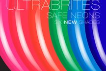 ULTRABRITES: Safe Neons / Say goodbye to annoying, hard-to-apply, streaky neons. In keeping with our brand philosophy to be The HEALTHY NEW COLOR of FASHION, Zoya's revolutionary new ULTRABRITES formula delivers the brightest neons using the latest environmentally and cosmetically approved pigments in a highly stable formula.  That's right! All of the BRIGHT with none of the industrial yuck and commonly associated with colors of this kind (and banned worldwide).