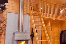 Ski lodges / The best Ski Resort cabins in Lapland