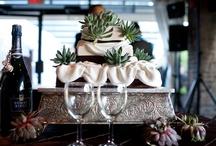 White and Green wedding Ideas