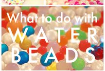 Waterbead Activities and Craft
