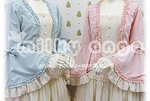 milky ange-Lolita-Set up dress
