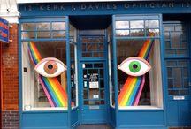 Optic shop ideas