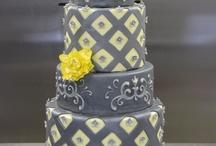 cakes / by Mena Sky