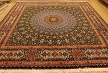 Tabriz Persian rugs / Sample of our collection of high quality handmade Tabriz Persian rugs. To see all of our newest Tabriz Persian carpets, feel free to check out http://www.mprugs.com or keep coming back...