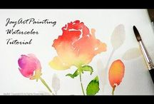 Amazing Watercolour Tutorials