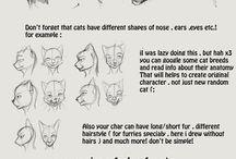 furry drawing tutorial